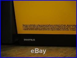 DEWALT DW079LG 18-20v 2000-Foot Range Self-Leveling Green Rotary Laser DCE079d1g