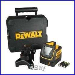 DEWALT DW0811 Self-Leveling 360 Degree Line and Vertical Line Laser