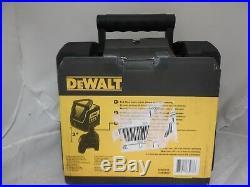 DEWALT DW0811 Self Leveling 360 Degree Line and Vertical Line Laser