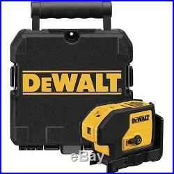 DEWALT DW083K Self-Leveling 3-Beam Laser Pointer