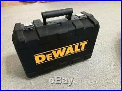 DEWALT DW088LG 12V Green Cross Line Laser