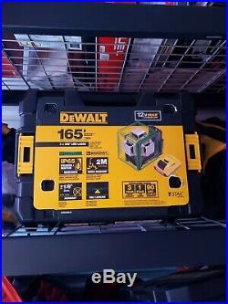 DEWALT DW089LG Green Line Laser