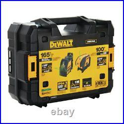 DEWALT Green Beam Line and Spot Laser DW0883CG New