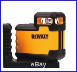 DEWALT USA version DW03601CG Self-Leveling Cross Line Green Beam 360 Degree NEW