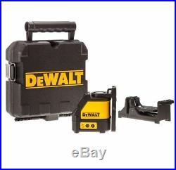 DEWALT USA version DW088K Self-Leveling Cross Line Laser in Kit Box in kit box