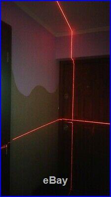 DeWALT DCE089 10.8v Red Self Levelling 360° Multi Line Laser