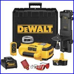 DeWALT DW079KI 18V Self Leveling Interior Rotary Laser