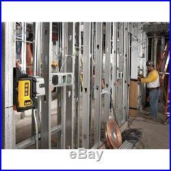 DeWALT Self Leveling 3 Beam Line Laser 50' Range DW089K