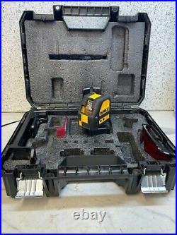 DeWalt DCE088R Cordless Self Levelling Laser Level. 10.8V-12V BARE UNIT
