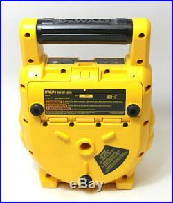 DeWalt DW074 Heavy-Duty Self-Leveling Interior/Exterior Rotary Laser Kit