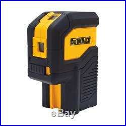 DeWalt DW08301 100-Feet Self-Leveling 3 Beam Laser Pointer with Batteries New