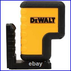 DeWalt DW08302CG 20v Cordless 3 Spot Green Laser Level withBT