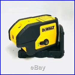 DeWalt DW0883CG Green-Line & Spot Laser Combo Kit DW088CG + DW083CG NEW