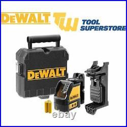 DeWalt DW088CG-XJ Green Beam Laser Level Self Levelling with Carry Case