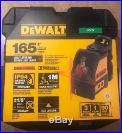 DeWalt DW088K Self-Leveling Cross Line Laser latest packing 2018 Model