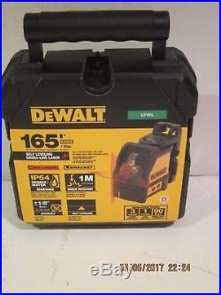 DeWalt DW088K Self Leveling Horizontal/Vertical Cross LineLaser Level-F/SHP NISB