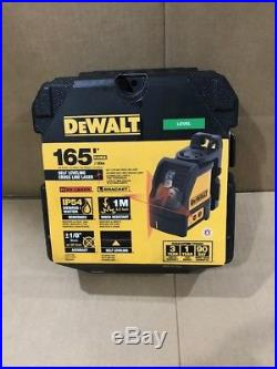 DeWalt DW088K Self Leveling Horizontal/Vertical Cross Line Laser Level Brand New
