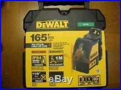 DeWalt DW088K Self Leveling Horizontal Vertical Cross Line Laser Level NEW