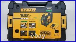 DeWalt DW088LG Green Cross Line Laser Level