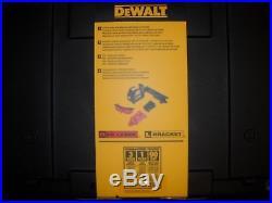 DeWalt DW088LR 12V Li-Ion Rechargeable Self-Leveling Red Cross Line Laser New