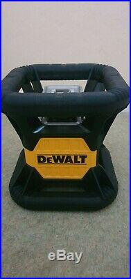 Dewalt DCE079G 18V XR 600m Self Level Green Rotary Site Laser-Bare tool