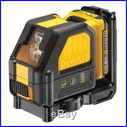 Dewalt DCE088D1G 10.8v Self Leveling Cross Line Green Laser Kit 1x 2.0Ah Battery