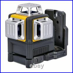 Dewalt DCE089D1G 10.8V Self Levelling Multi Line Laser With 2Ah Battery & Charge