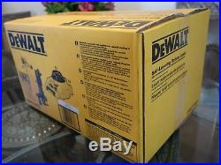 Dewalt DW074KD Self-Leveling Interior & Exterior Rotary Laser Level Tool Kit