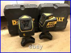 Dewalt DW0811 360 Degrees Line And cross laser level, self level laser. Red Line