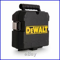 Dewalt DW088K Self-Levelling Cross Line Laser Level + 24'' Tool Chest on Wheels