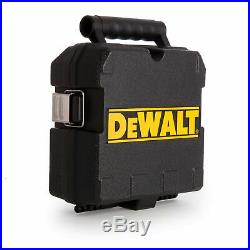 Dewalt DW088K Self-Levelling Cross Line Laser Level + Free Tape Measures 5M/16ft