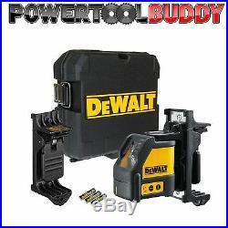 Dewalt DW088K Self levelling line cross line laser kitHM