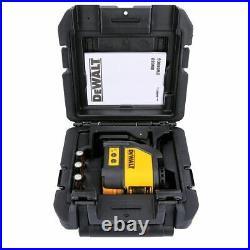 Dewalt DW088K Self levelling line cross line laser kit Genuine Uk Stock
