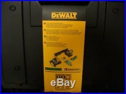 Dewalt DW089LG 12 Volt 3 x 360-Degree Lithium-ion Green Beam Line Laser NEW