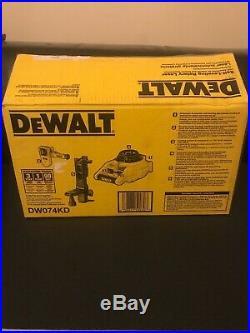Dewalt Dw074kd Self Leveling Rotary Laser