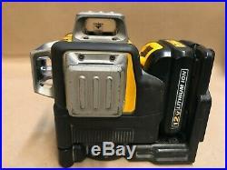Dewalt Dw089lg 12v Max 3 X 360 Green Line Laser