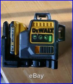 Dewalt laser level green 360