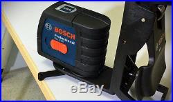 Express BOSCH GCL2-15 GLL2-15 Professional Self-Leveling Cross-Line Laser