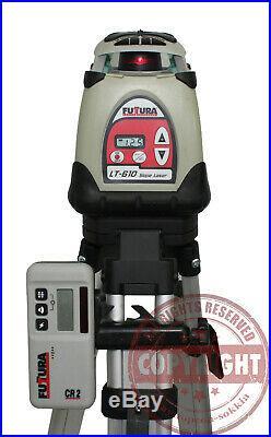Futtura Lt-610 Slope Self-leveling Laser Level, Topcon, Trimble, Spectra, Hilti