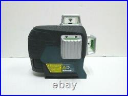 GREAT Bosch GLL3-330CG 360-Degrees 3-Plane Green Beam Self-Leveling Line Laser