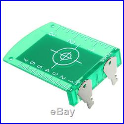 Green Beam Self-Leveling 360° Horizontal Vertical Rotating Laser Level Kit +Case