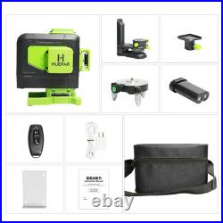 Green Laser Level Self Leveling For Tiles Floor Multifunction and Remote control