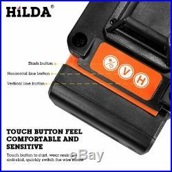 HILDA 16 Lines 4D Laser Level Level Self-Leveling 360 Horizontal And Vertical