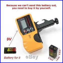 High Accuracy Self-leveling Rotary/Rotating Laser Level with a range of 500m