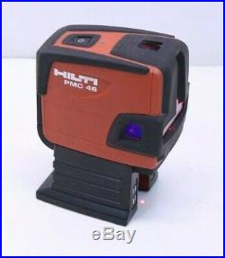 Hilti PMC 46 Combination Laser Level Free Shipping