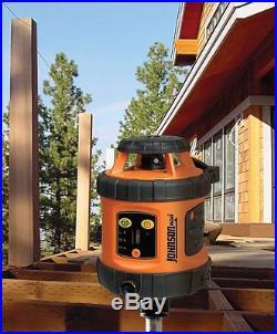 Johnson Self-Leveling Rotary Laser System Kit FREE SHIPPING