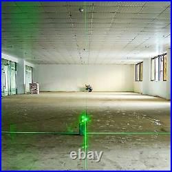 KAIWEETS Rotary Laser 3 X 360 laser lines 4X Brighter & 2 Rechargeable Lithium