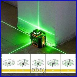 Kaiweets 3 x 360-Degree Lithium-Ion Green Beam Line Laser 360A vs DeWALT DW089LG