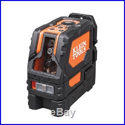 Klein 93LCLS Self-Leveling Cross-Line Laser Level with Plumb Spot