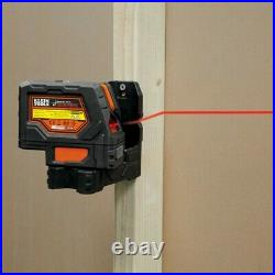 Klein Tools 93LCL Laser Level Self-Leveling Cross-Line